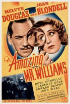 The Amazing Mr. Williams 1939 DVD - Melvyn Douglas / Joan Blondell